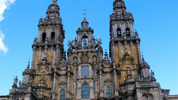 Catedral Alimentos Santiago Compostela