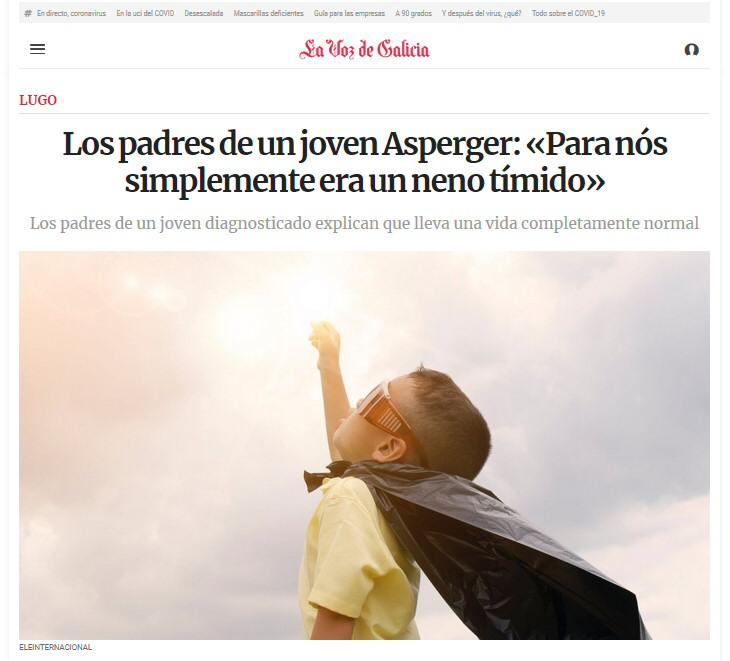 Asociación Asperger Autismo Lugo