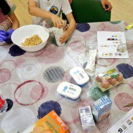 Taller de cocina autismo Lugo ONG