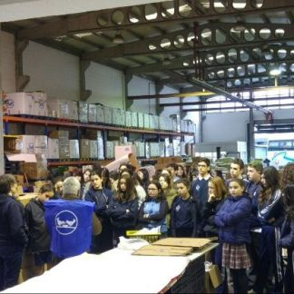 Recogida de alimentos en A Coruña