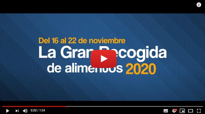 Gran Recogida de Alimentos A Coruña 2020